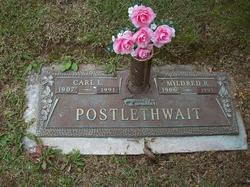 Carl Luther Postlethwait