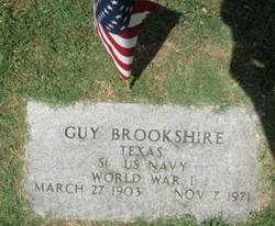 Guy Brookshire