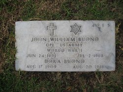 John William Buono