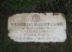 Wendell Holmes Copeland