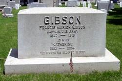Francis Marion Gibson