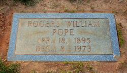 Rogers William Pope