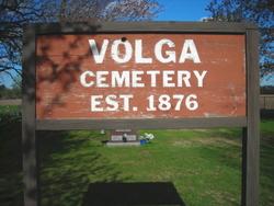Volga Cemetery