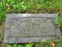 Daniel Pryer Eaton