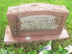 Oma Lea <i>Eaton</i> Newton