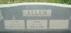 Ireta <i>Jones</i> Allen