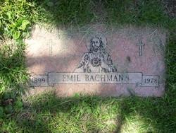 Emil Bachmann