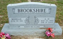 L. D. Brookshire