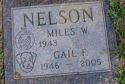 Gail Fox <i>Reed</i> Nelson