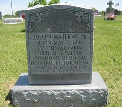 Joseph F. Majerak, Sr