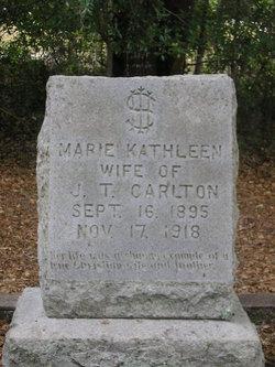 Marie Kathleen Carlton