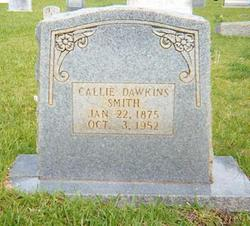 Callie <i>Dawkins</i> Smith