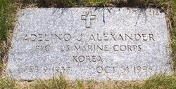 Adelino J Alexander