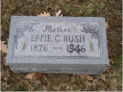 Effie G. <i>Cundiff</i> Bush