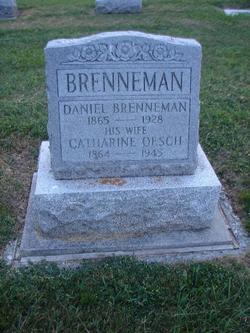 Catharine <i>Oesch</i> Brenneman