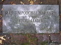 Timpoochee Barnard