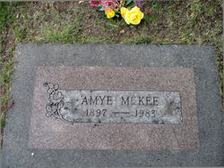 Amye Emily <i>McKee</i> McKee