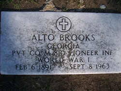 Alto Brooks