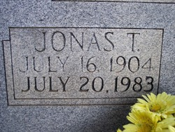 Jonas T. Adams