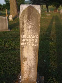 Lillian H <i>Dutton</i> Adams