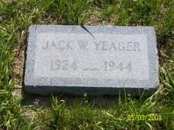 Jack William Yeager