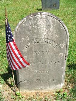 Capt Asa Parker
