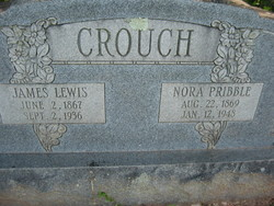 Nora <i>Pribble</i> Crouch
