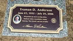 Truman D. Anderson