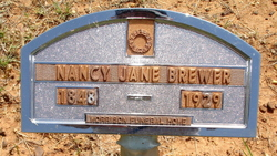 Nancy Jane <i>Morgan</i> Brewer