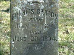 Francis Wilmouth <i>Paschall</i> Barton