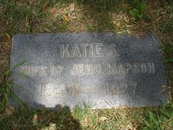 Katie S Mapson
