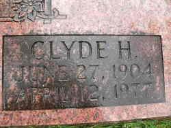 Clyde Horton Byrd