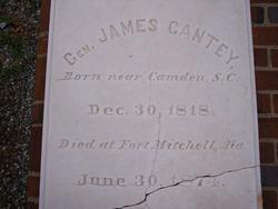 James Cantey
