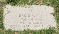 Rex R Wolf