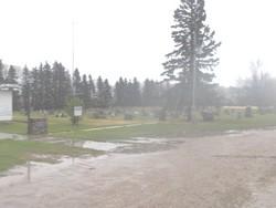 Lesje Cemetery