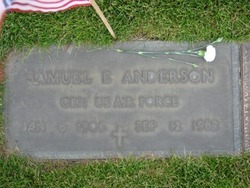Samuel Egbert Anderson