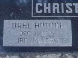 Ural Anton Christensen