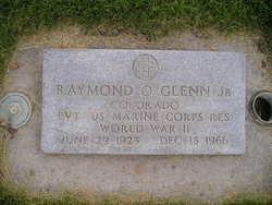 Raymond Oscar Ray Glenn, Jr