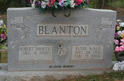 Susie <i>Kale</i> Blanton