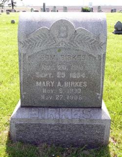 Mary Ann Birkes