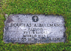 Douglas Arnold Bullman, Sr