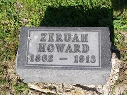Zeurah Aunt Suda <i>Symmonds</i> Howard
