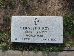 Ernest Anyz Koy