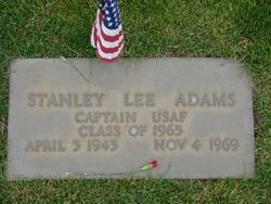 Capt Stanley Lee Stan Adams