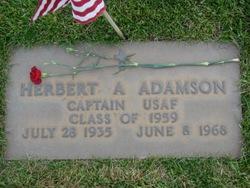Capt Herbert A. Adamson
