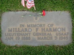 Gen Millard Fillmore Miff Harmon, Jr