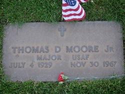 Maj Thomas Dewey Moore, Jr
