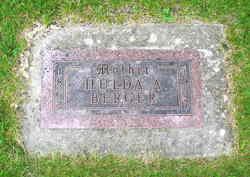 Hulda A. Berger
