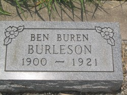 Ben Buren Burleson
