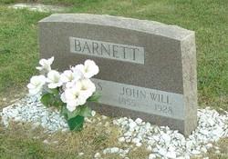 John Will Barnett
